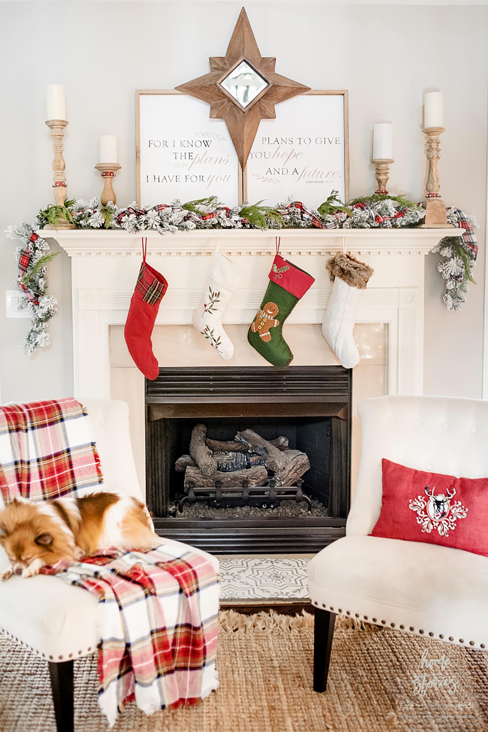 decorazioni natalizie americane albero