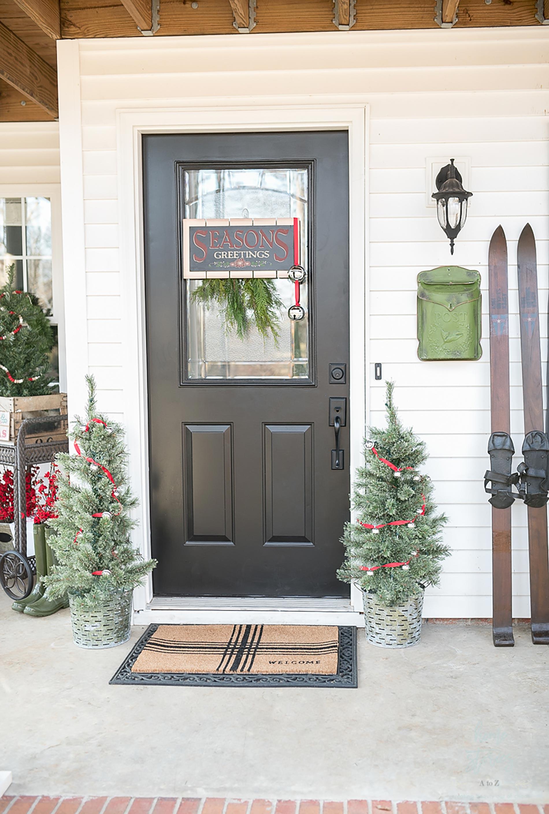 decorazioni natalizie americane per esterno