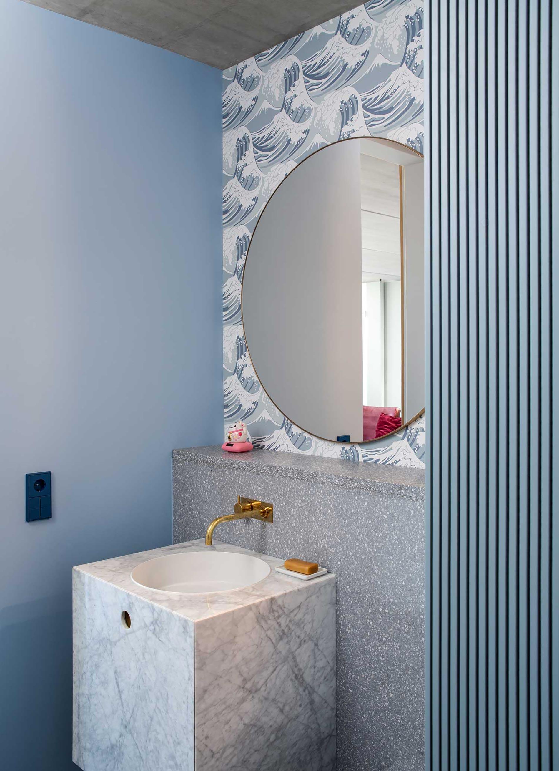 casa berlino lavabo bagno