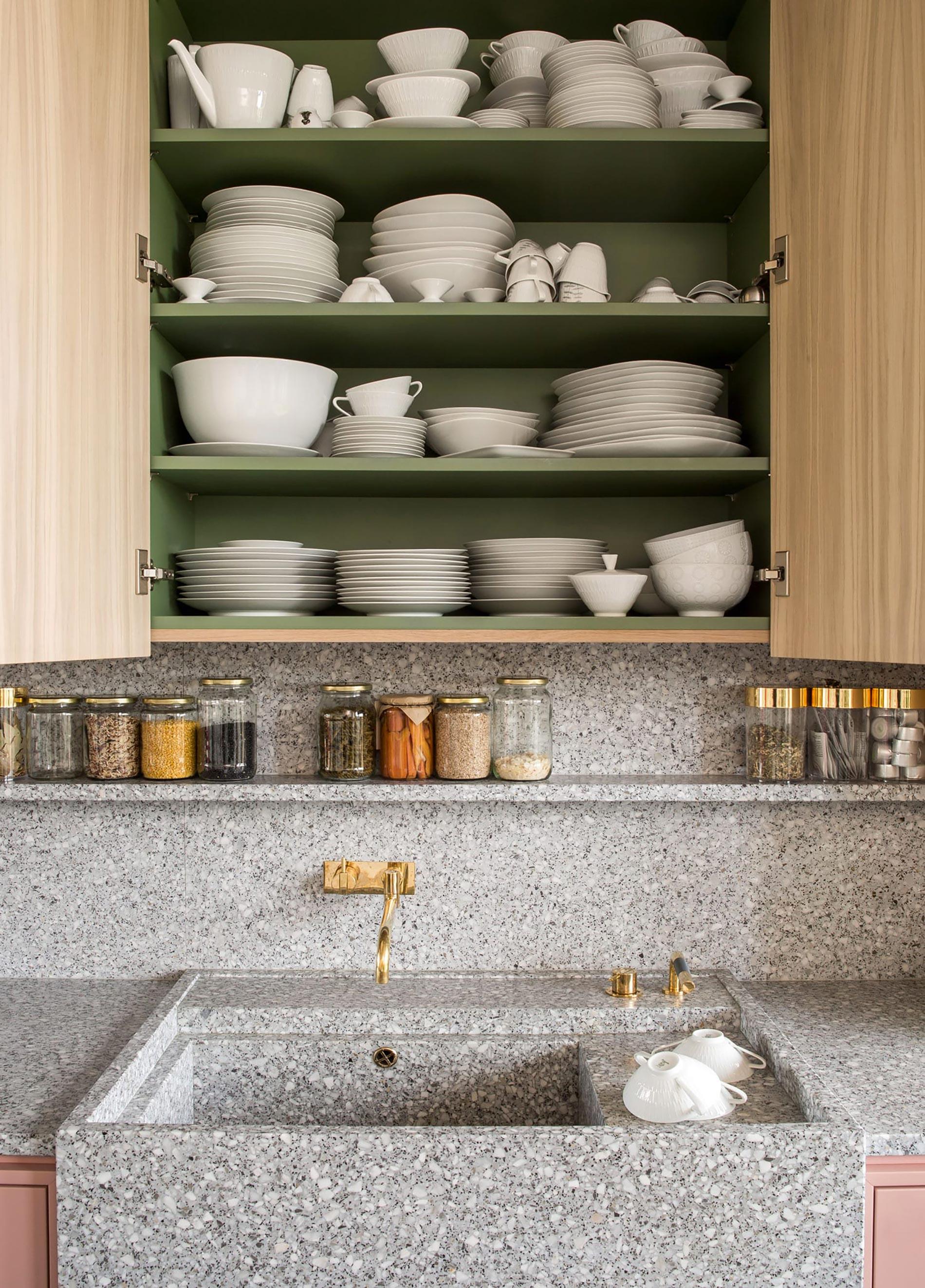 casa berlino lavandino cucina