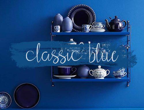 CLASSIC BLUE | UNA SELEZIONE IN 10 OGGETTI