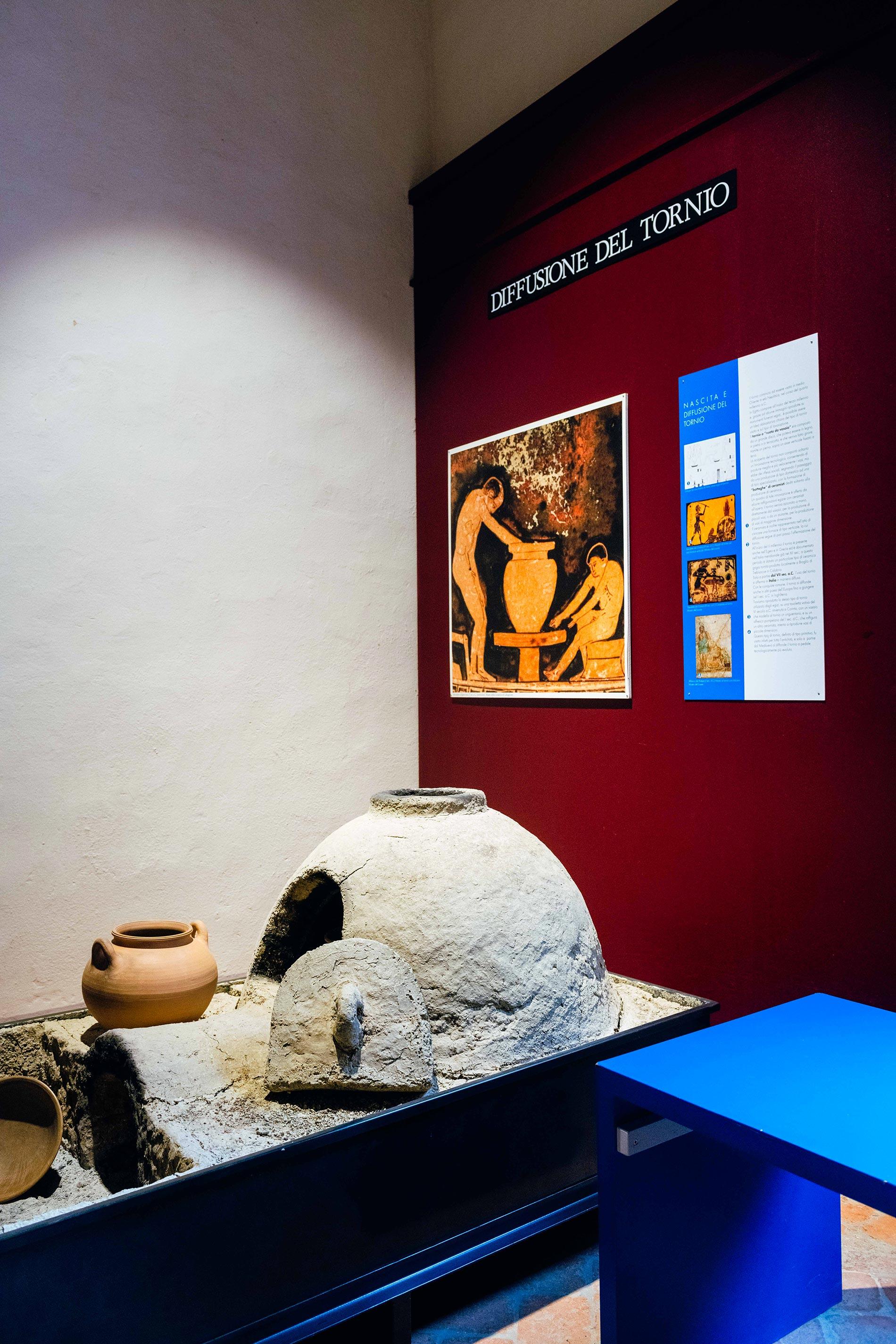 museo della ceramica di spezzano