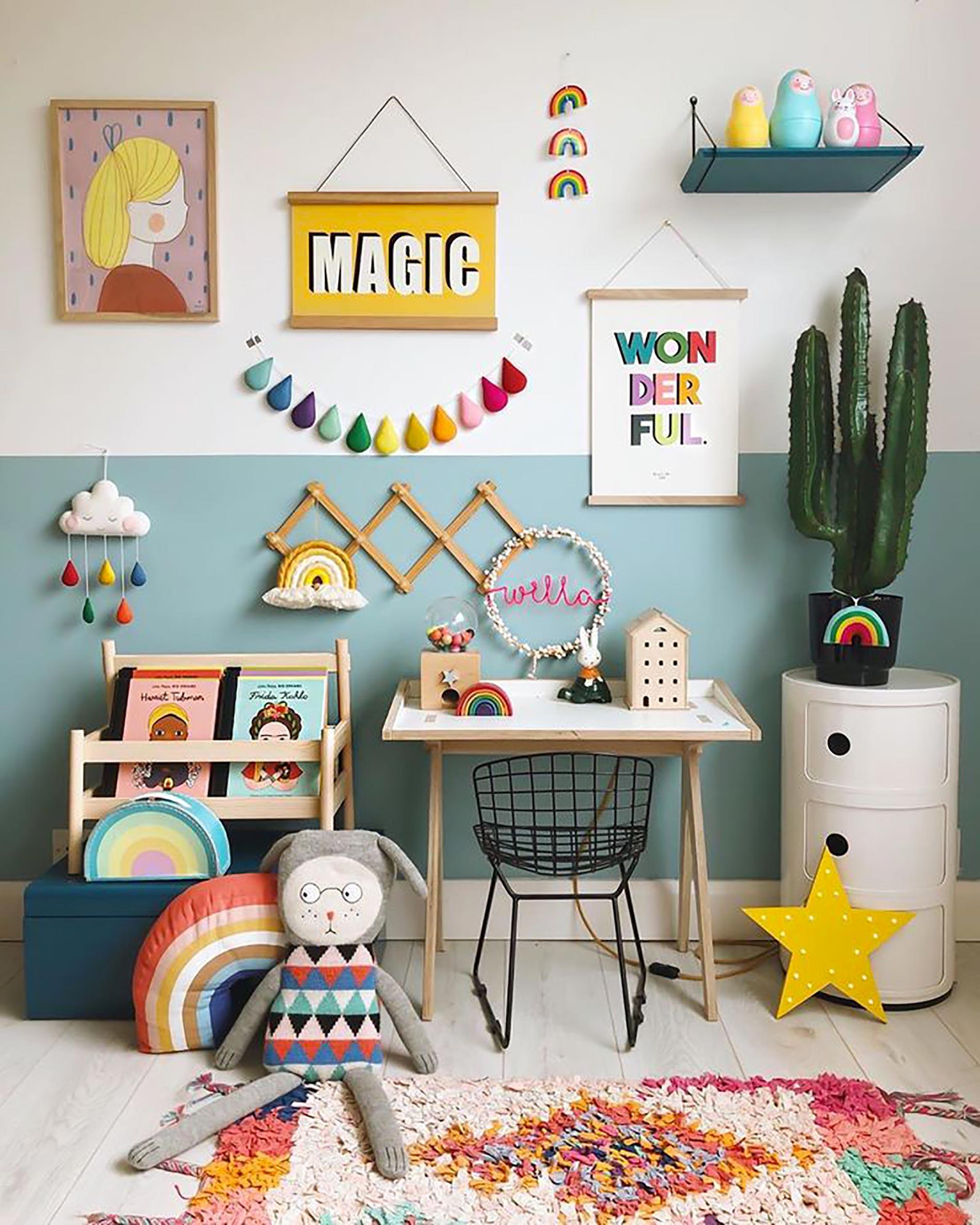 stanza per bambini