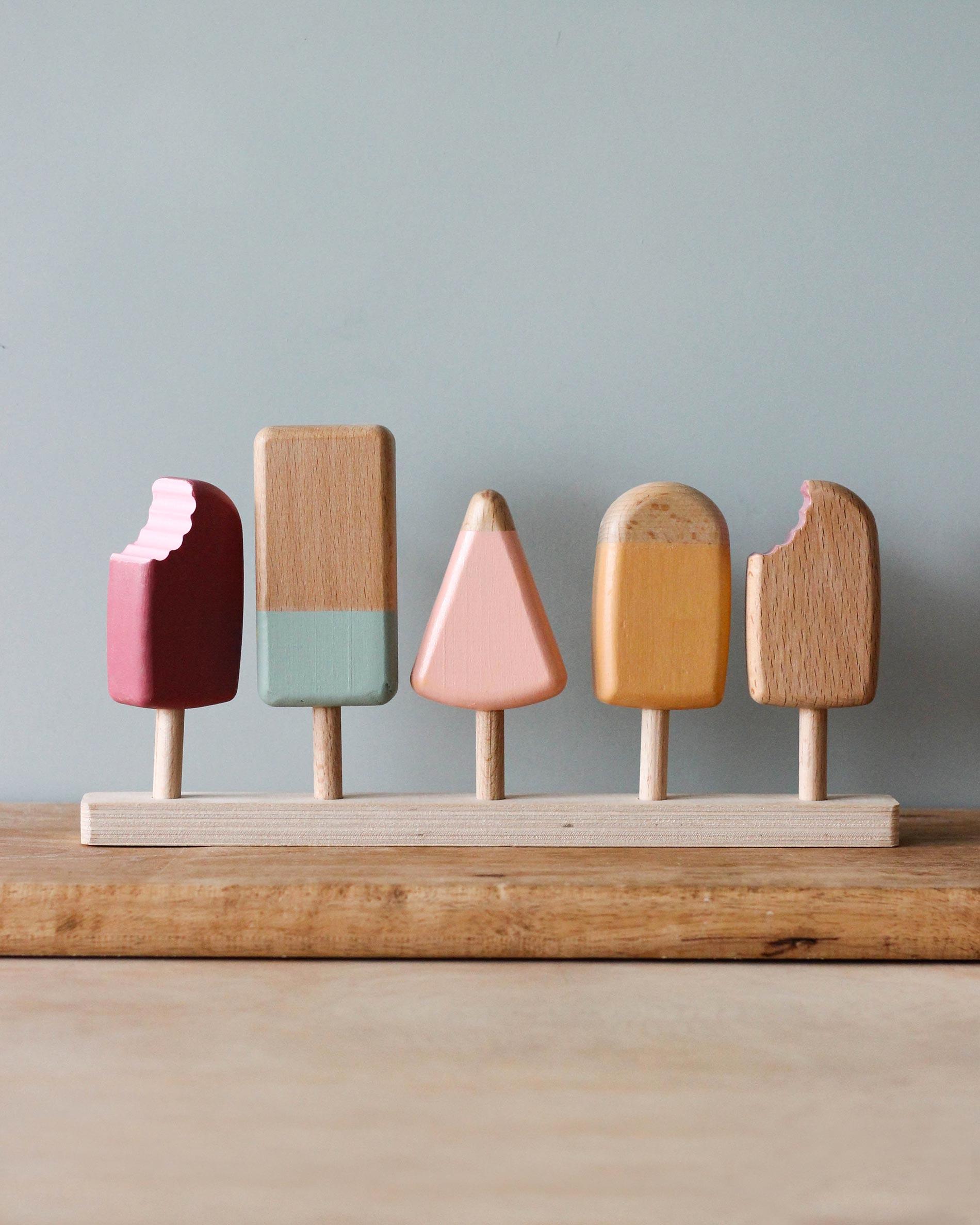 Odin Parker giocattoli in legno per bambini
