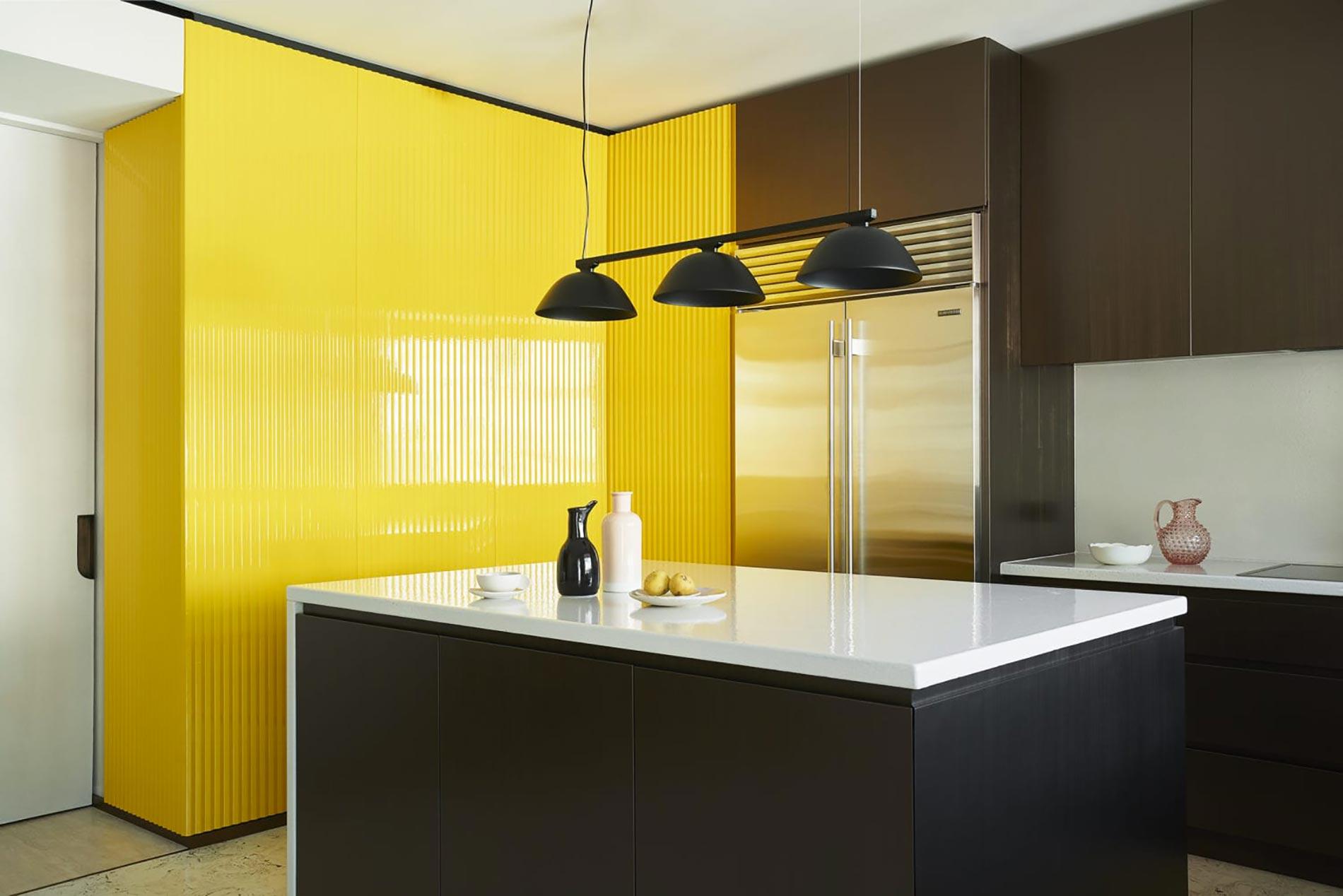 appartamento sud francia cucina