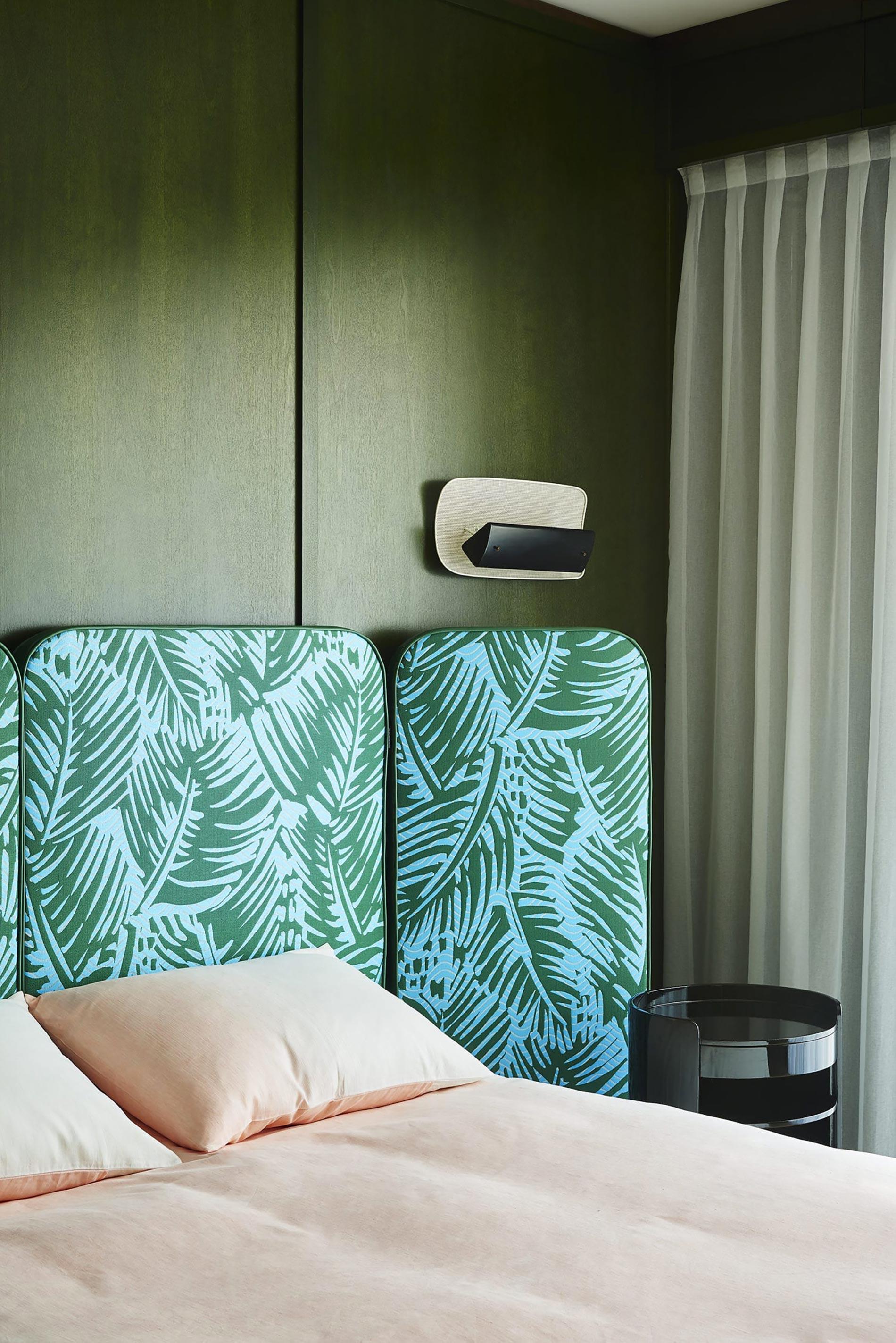 appartamento sud francia letto