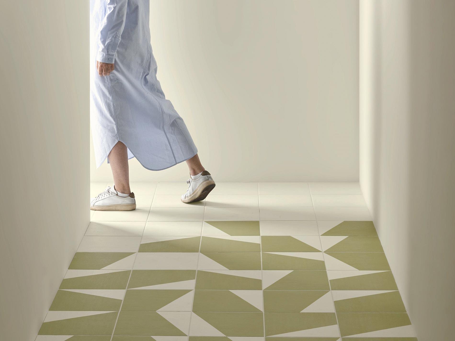 rivestire il pavimento esistente