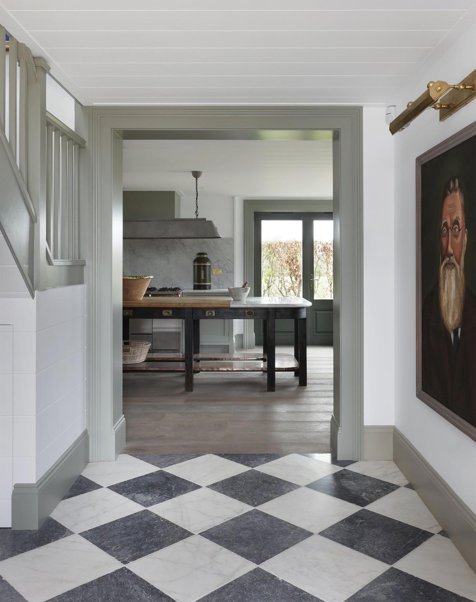 recuperare pavimento in marmo palladiana e graniglia